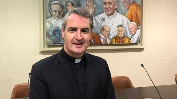 Protection of Minors: New Secretary strengthens Church`s commitment