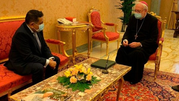 UK Minister of State praises strong dialogue with Vatican over world issues