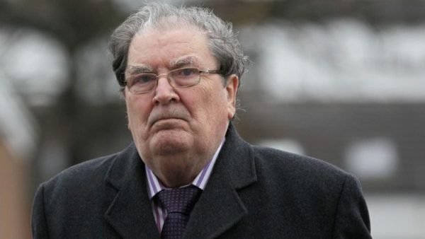 John Hume: human rights champion and Nobel Peace laureate, dies aged 83