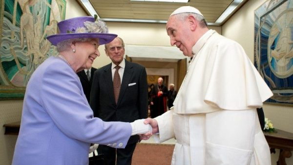 Afternoon tea in honour of the Queen showcases Church`s Covid-19 response