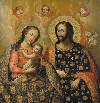 Daily Meditation: ``Joseph, descendant of David, do not be afraid to take Mary as your wife`` (Mar 19, 2016)