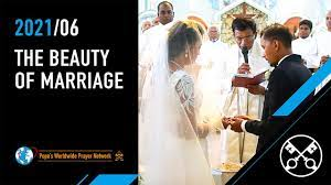 June 2021: 'The beauty of Marriage'