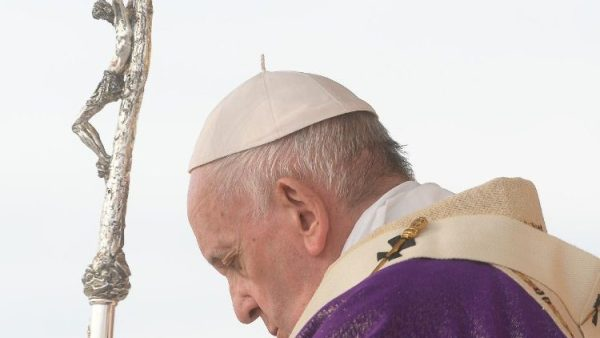 `The Church in Iraq is alive`: Pope Francis at Mass in Erbil