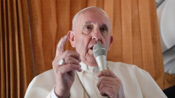 Pope: Abortion is murder, the Church must be close and compassionate, not political