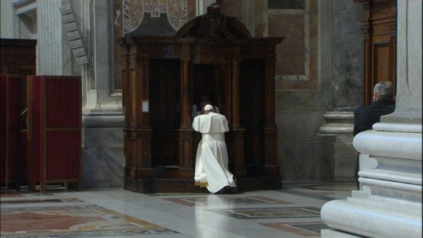 A new outlook on confession, the sacrament of joy