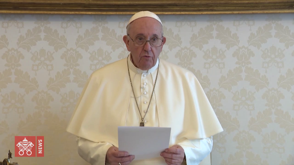Pope to Iraq: `I come as pilgrim of peace, seeking fraternity, reconciliation`