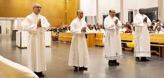 Pope`s prayer intention for May: For deacons