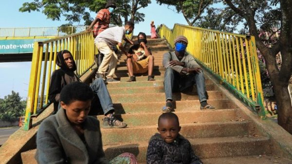 Hope and despair: Africa`s forcibly displaced populations