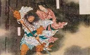 Japanese Mythology: Izanami and Izanagi