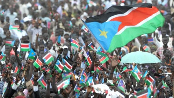 South Sudan celebrates a decade of independence
