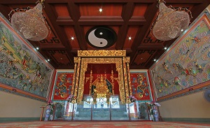 Taoist Immortal Lu Dongbin (Lu Tung Pin): An Introduction