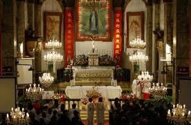 The Catholic Church in China