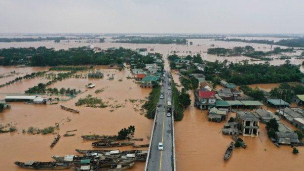 Caritas Vietnam assisting storm and flood victims