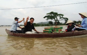 Vietnamese diocese appeals for flood aid