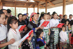 Hmong Catholics keep faith in Vietnam despite hardship