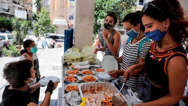 International community pledges help for Lebanon