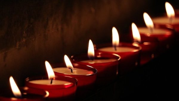 An invitation to prayer for victims of Covid-19