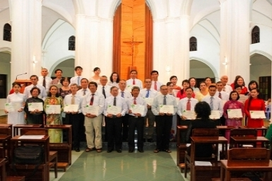 The Pastoral Institute of Saigon: SY 2014-2015 Opening Mass