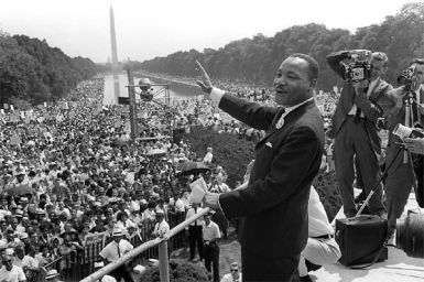 The dream of Martin Luther King