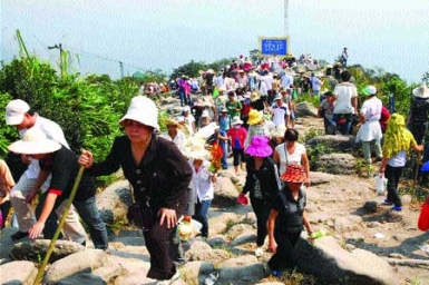 A journey back to Truc Lam Buddhism
