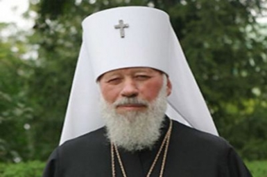 Moscow Patriarchate: Metropolitan Vladimir, primate of the Ukrainian Orthodox Church has died