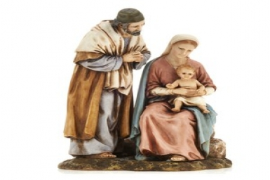 Gospel by pictures of the Feast of the Holy Family (A)