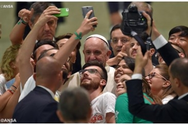 Pope`s general prayer intention for September is for jobless youth