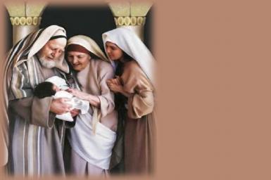 The Nativity of Saint John the Baptist: June 24