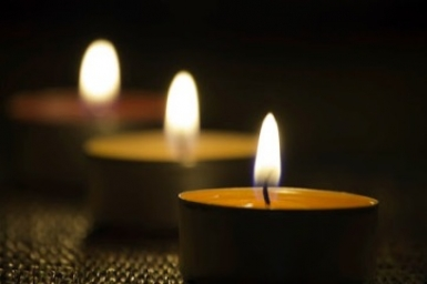Prayers and condolences for victims of terror attacks