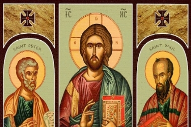 You are the Messiah, the Son of the living God: Sts. Peter & Paul, apostles (June 29th)
