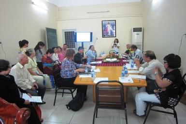 Saigon : Rencontre œcuménique de prière pour l'Unité des Chrétiens