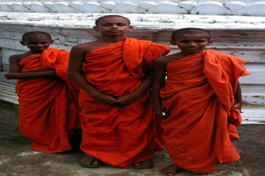 Young Sri Lankan Buddhists too would like to have a WYD