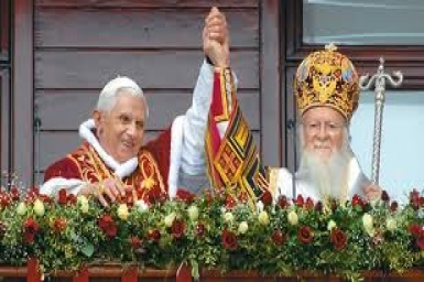 Benedict XVI`s role in ecumenism (Part 1)