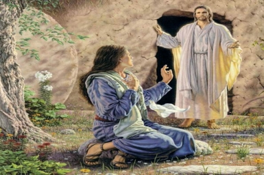 ``I have seen the Lord`` - Easter Tuesday