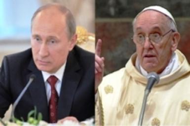 Lettre du Saint-Père à Son Excellence M. Vladimir Poutine