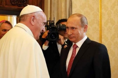 Pope`s Audience with Vladimir Putin: Ukraine and Middle East, Key Points of Meeting