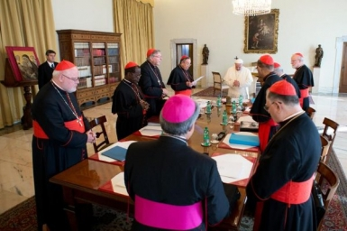 The Council of Cardinals: A New Constitution for the Curia