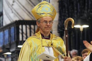 Vatican welcomes naming of new Archbishop of Canterbury