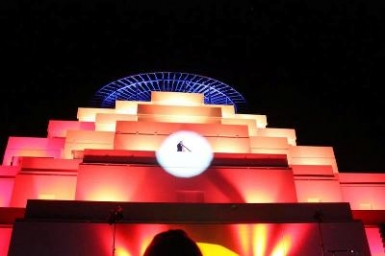 Festival of Light at The Great Stupa of Universal Compassion