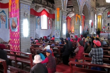 Easter in China: rebirth in a Tibetan Catholic village