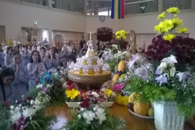 Buddha Relics from Thailand Find New Home in Melbourne
