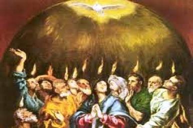 Gospel of Pentecost by pictures