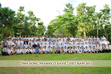Vietnamese Jesuits mark 400 years of mission with a solemn Mass