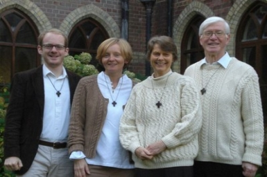 Anglican Archbishop welcomes members of Catholic ecumenical community