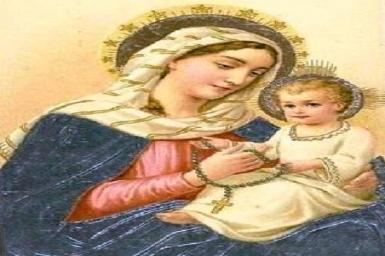 Prayers to Virgin Mary