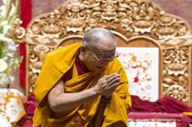 Dalai Lama Calls on Buddhists to Stop Anti-Muslim Violence in Myanmar and Sri Lanka