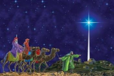 Gospel by pictures of Sunday of Epiphany