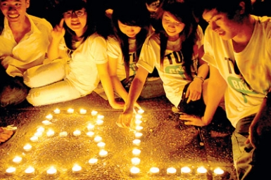 Vietnam saves 546,000kWh during Earth Hour 2012