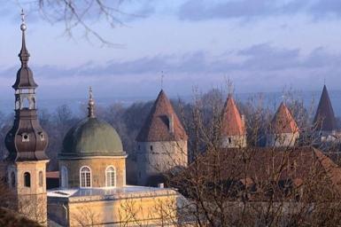 Prayer Cycle (25-31 August, 2013): Estonia, Latvia, Lithuania