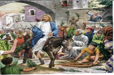 Truly, this man was the Son of God: Palm Sunday (B)